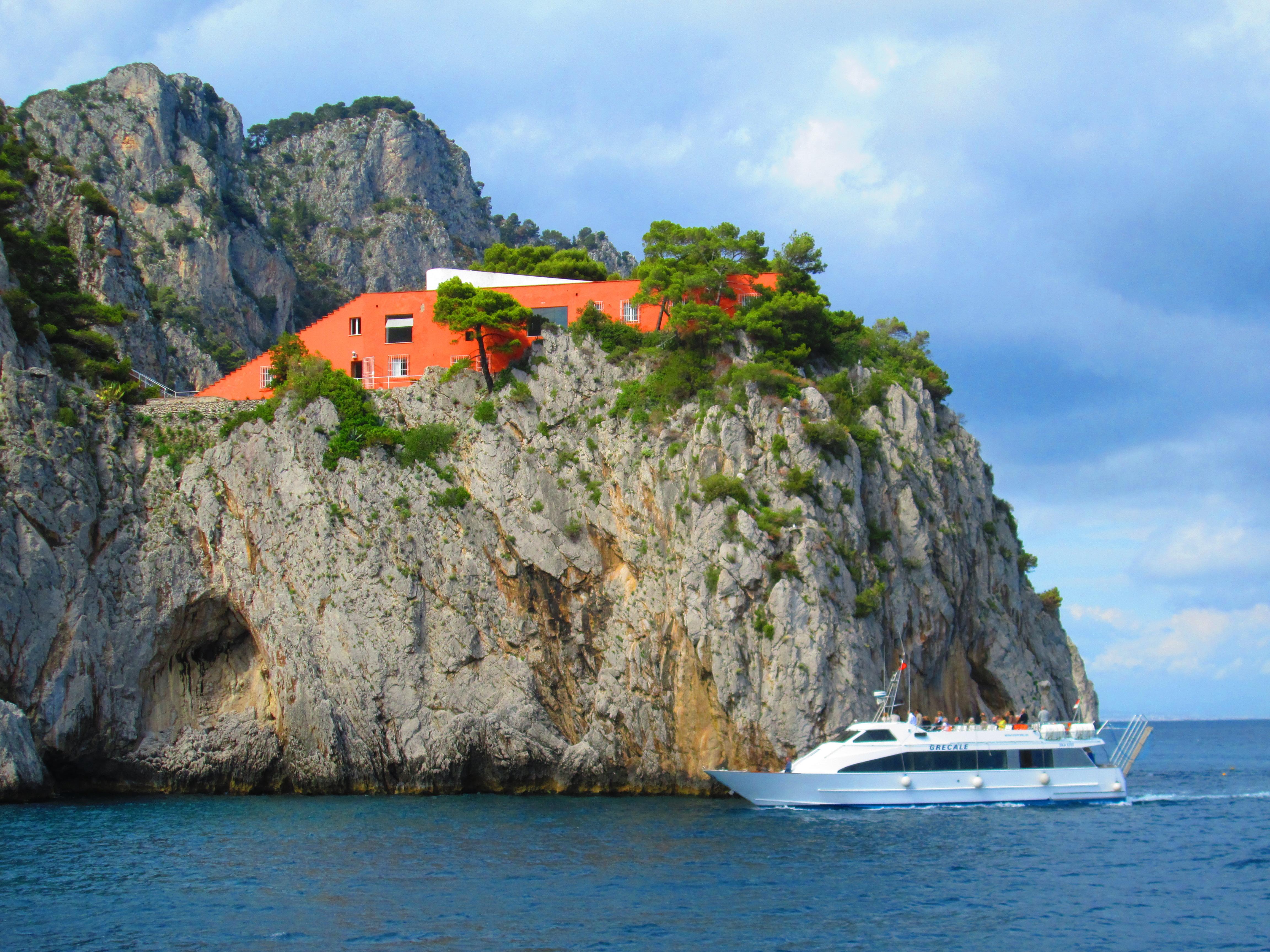 Italy cestlaju for Villas in capri