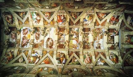 Sistine_Roof